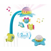 Smoby carusel muzical 2in1 Cotoons Star 01