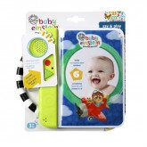 Baby Einstein jucarie carticica Say & Play Photobook 01