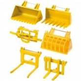 Siku Jucarie Accessories For Front Loader  3ani+