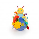 Bright Starts Taggies Jucarie magica Baby Buggy Ball 0m+