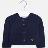 Mayoral cardigan fete 1-2 ani Navy Blue 153-093 01