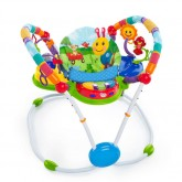 Baby Einstein jumper cu activitati Neighborhood Friends 01