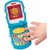 Fisher Price Jucarie muzicala telefon mobil Friendly Flip 6m+