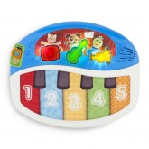 Baby Einstein Pianul Discover & Play 3m+