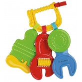 Fisher Price Jucarie dentitie Cheia Franceza 3m+