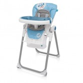 Baby Design Lolly scaun de masa multifunctional 6m+ Blue