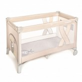Baby Design patut pliabil Simple 0m+, Beige 09 01