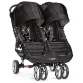 Baby Jogger carucior gemeni City Mini 3 Double Crimson 01