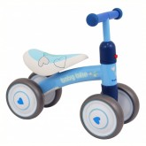 Baby Mix bicicleta baby bike Ride-on 12-36 luni, Albastru