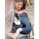 BabyBjorn marsupiu One, Denim Midnight Blue 02