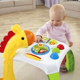 Fisher Price Masuta muzicala intercativa Girafa 6m+