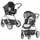Chipolino Fama carucior 2in1 Granite Grey 01