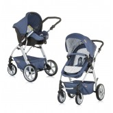 Chipolino Fama carucior 2in1 Marine Blue 01