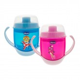 Chicco Cana cu cioc si maner Meal Cup 180 ml, 12m+ 682412 01