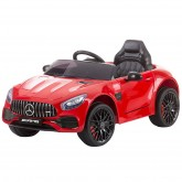 Chipolino masinuta electrica Mercedes Benz AMG GT Red 01