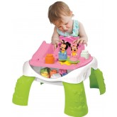 Clementoni Happy Park Table - Minnie, 10 luni+