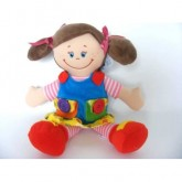 Baby Mix Jucarie plus educativa 0m+ Fetita  bruneta