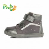 D.D.Step ghete imblanite supinate fete Ponte20, marimea 28-33, Dark Grey DA06-1-640 02