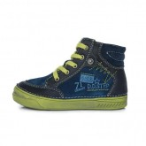 D.D.Step ghete baieti 31-36 Royal Blue 02