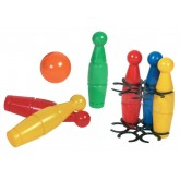 Dorex Toys jucarie bowling 6 piese, 3ani+ 410.01