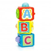 Fisher Price Cuburi educationale cu activitati 6m+