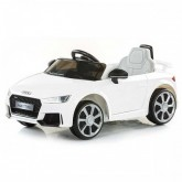 Chipolino masinuta electrica Audi TT RS White 01