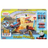 Fisher Price Fabrica de locomotive de la 3 ani