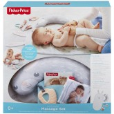 Fisher Price covor de masaj Massage Set  0m+, Iepuras GJD32 01