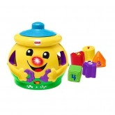"""Fisher Price Jucarie cu surprize si forme """"Cookie Shape Surprise"""" 6m+  In limba maghiara"""
