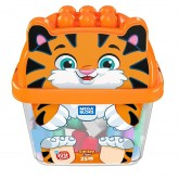 Fisher Price Mega Bloks First Builders in cutie forma animale 12m+ GCT46 GCT48 01