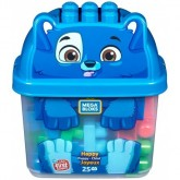 Fisher Price Mega Bloks First Builders  Happy Puppy  01