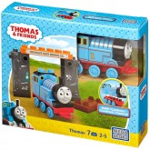 Fisher Price Mega Bloks Locomotiva Thomas la mina colectia Thomas & Friends de la 2 ani