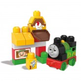 Fisher Price Mega Bloks Thomas & Friends Percy la Ferma 12m+