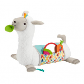 Fisher Price perna 4in1 Grow with Me Tummy Time Llama+ 01