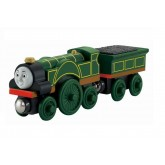 Fisher Price Locomotiva din lemn Emily 2ani+