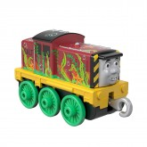 Fisher Price Thomas&Friends locomotiva Track Master Push Along pentru 3-7 ani, Salty