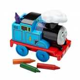 Fisher Price Thomas & Friends Locomotiva Thomas cu creta de baie de la 18 luni