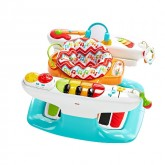 Fisher Price Pian bebelusi 4in1 STEP'N PLAY de la 3 luni