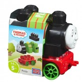 Fisher Price Locomotiva Percy Mega Bloks de la 12 luni