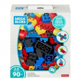 Fisher Price Mega Bloks set de constructie Let's Build 12m+