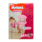 Huggies scutec copii Pull-Ups Learning Pants S/4