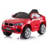Chipolino masinuta electrica BMW X6 Red 01
