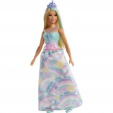 Mattel Barbie Dreamtopia papusa printesa Rainbow Cove 3 ani+ 02