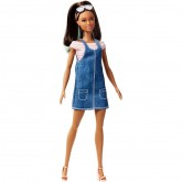 Mattel Barbie Fashionistas papusa 3 ani+, Overall Awesome 01