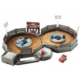 Mattel Disney Pixar Cars 3 Pista Crank & Crash Derby 4 ani+