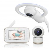 Motorola video monitor Halo + Wi-Fi All-In-One MBP944 01