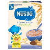 Nestle 8 cereale Junior, 12-36 luni, 250 g