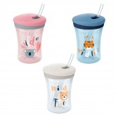 Nuk Action Cup cana de baut 230 ml, 12m+