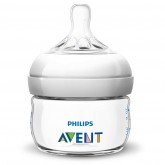 Philips Avent biberon Natural 60 ml 0m+ 01