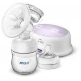 Philips Avent Pompa San Electrica Natural 0m+ SCF332-31 01